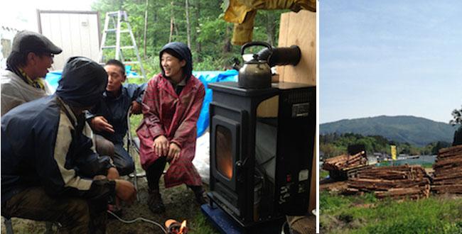 【終了】日本初。熱エネルギー100%地域内自給に挑戦する2泊3日/東北オープンアカデミー