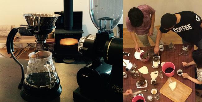 【募集終了&満員御礼】アンカーコーヒー小野寺靖忠さんと過ごす「箱根山珈琲倶楽部 #2」:1月16(土)